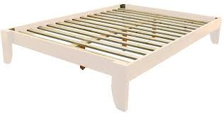 Stockholm Bed Frame Ikea by Amazon Com Epic Furnishings Stockholm Solid Wood Bamboo Platform