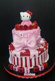 hello kitty cake jocakes