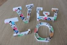 Decorating Wooden Letters Family Wood Word Reviews Online Shopping Family Wood Word