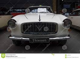 bmw vintage coupe vintage car bmw 503 ghia aigle coupe 1956 editorial image image