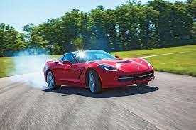 corvette clutch burnout 2014 chevrolet corvette stingray z51 dyno test motor trend
