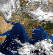 India Weather Map by Weather Forecast For The Week In India From 31st March To 6th