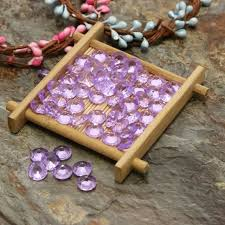 home decor events bling 1000pcs confetti acrylic crystals diy feng shui craft diamond