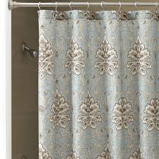 Curtains With Matching Valances Bathroom Croscill Shower Curtains With Colorful And Cheerful