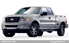 different types of ford f150 pickuptruck com 2004 ford f 150