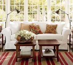 Pottery Barn Loose Fit Slipcover Pottery Barn Slipcover Couch Our Ultimate Review Of Pottery Barn