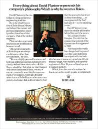 rolex ads 2015 great display of u002760s advertising prowess in this rolex