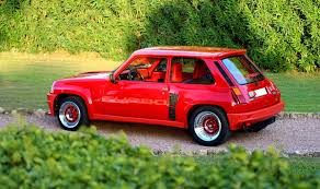 renault 5 1981 renault r5 turbo 1 laurent auxietre