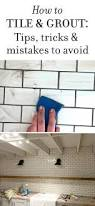 Grout Kitchen Backsplash by 25 Best Subway Tile Kitchen Ideas On Pinterest Subway Tile