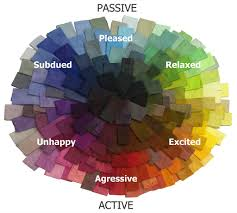 how your interior paint color can affect mood vivid painting wall