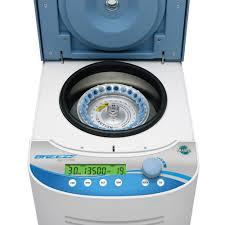 Nu Look Home Design Inc Breeze Nu 2500r Refrigerated Bench Top Microcentrifuge