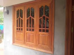 Best Wooden Window Frame Designs In Kerala 35 With Additional Home