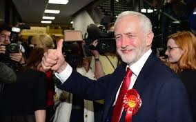 jeremy corbyn claims election victory u0027we changed the face of