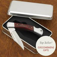 groomsmen knife gifts personalized black leather groomsmen box groomsmen gifts