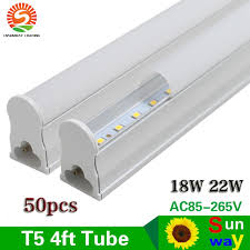 4ft led tube light t5 integrated led tube light 4ft 120cm 1200mm led tube lights 18w