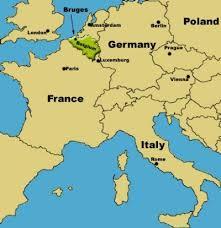 belgium in the map map belgium europe major tourist attractions maps