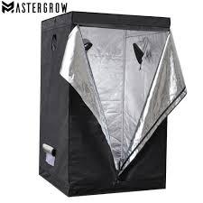 chambre hydroponique mastergrow 120x120x200 cm intérieur hydroponique élèvent la tente