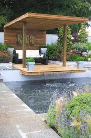 Backyard Living Ideas by Best 25 Modern Outdoor Living Ideas On Pinterest Terrace Design
