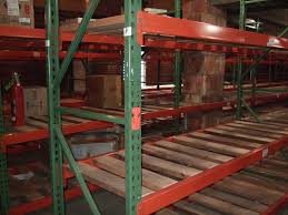 Heavy Duty Shelves by New U0026 Used Industrial Steel Shelving Republic Clip Style