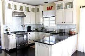 Kitchen Oven Cabinets by Kitchen Cabinets White Cabinets Peeling Small Kitchen Design