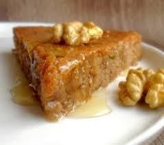 recette de cuisine sans oeuf recette gâteau au miel et aux noix sans oeufs