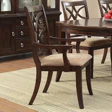 homelegance keegan 7 piece dining room set in brown cherry