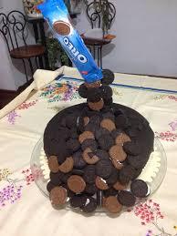 halloween city katy tx oreo gravity cake torta de galletas oreo anti gravedad vilma