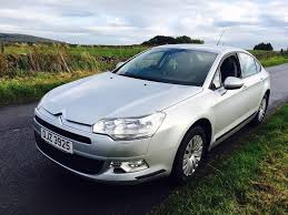 2008 citroen c5 1 8 sx silver metallic immaculate in stockport
