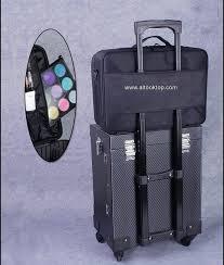 Hair And Makeup Organizer Aliexpress Com Buy Professional Cosmetic Bag Waterproof Makeup
