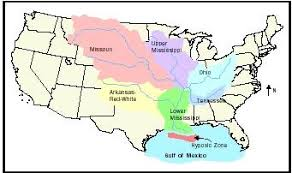 Water Challenge Mo Mississippi River Basin Building Effects Percentage Important