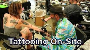 the 1st annual denver tattoo arts convention youtube
