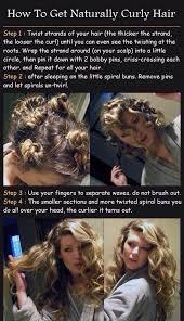 heatless hairstyles for thin hair no heat curls 12 ways to get heatless curls