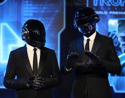 Tron Halloween Costume Light Up by Why Do Daft Punk Dress Like Robots