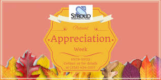 patient appreciation week thanksgiving letter stroud