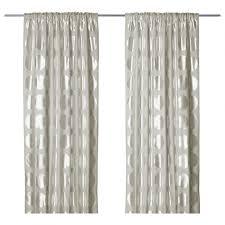 Ikea Beaded Door Curtains Beaded Door Curtains Ikea 3 Ninni Rund Curtains 1 Pair Light