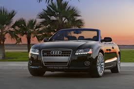 2010 audi a5 cabriolet in dead of winter the 2010 audi a5 cabrio is a lively drive