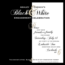 black and white invitations party invitations black and white dinner at minted