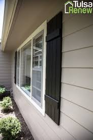diy shutters and window box instructions jimmy would have a