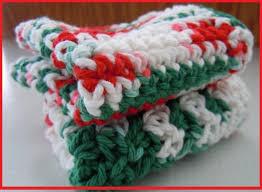 free knitting pattern christmas tree dishcloth free crochet patterns for christmas dishcloths dancox for