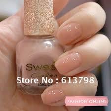 light brown nail polish sweet color environmental protection nail polish bare paint light