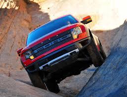 Ford Trucks Mudding 4x4 - photo of the week raptor goes rock crawling