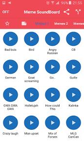 Meme Soundboard - meme soundboard custom mlg 1 0 apk android 4 1 x jelly bean