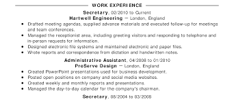 exles of resume titles best resume title exles for receptionist images exle