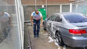 Hand Car Wash Near Me Uk Snow Foam Car Wash Youtube