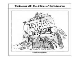 of confederation strengths and weaknesses notebook templates