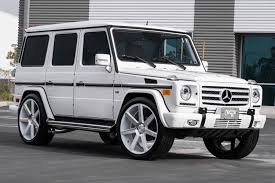 mercedes g wagon blacked out mid life crisis car 94 5 wcms