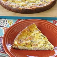 cuisine quiche crustless quiche to ahead and freeze the dinner