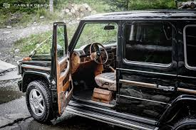 mercedes g class interior mercedes g class interior given a retro look benzinsider
