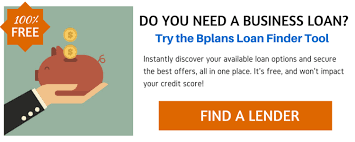 how can i get a business loan if my credit is terrible bplans