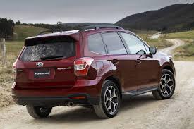 subaru suv 2014 subaru forester review